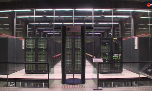 Multiple supercomputers.